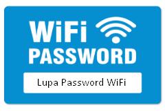 lupa password wifi
