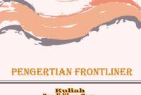pengertian frontliner